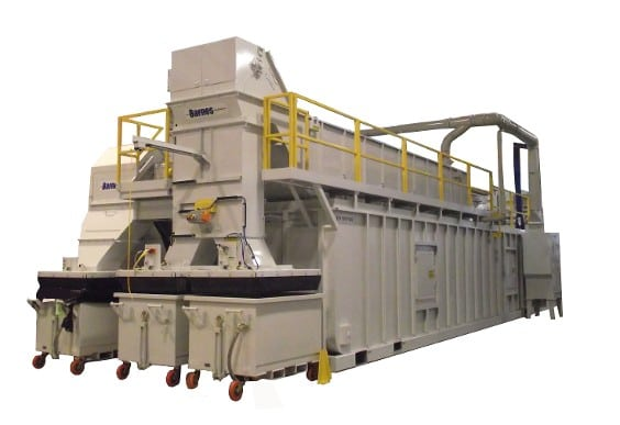 Central Coolant Systems Kleenall Max Regional Filtration